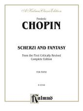 Scherzi and Fantasy in F Minor: For Piano