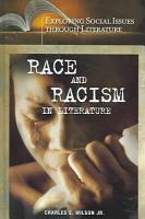 Race and Racism in Literature PDF