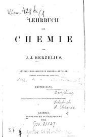 Lehrbuch der Chemie: Band 1