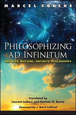Philosophizing ad Infinitum PDF