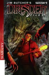 Jim Butcher's The Dresden Files: War Cry #2