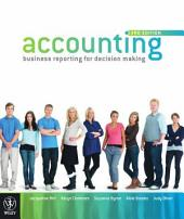 Accounting, Google eBook: Business Reporting for Decision Making, Edition 3
