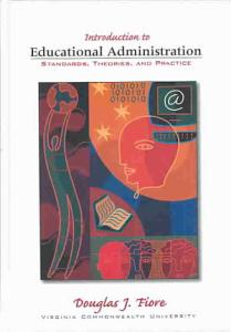 Introduction to Educational Administration PDF