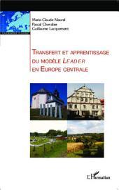 Transfert et apprentissage du modèle Leader en Europe centrale
