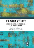 Jerusalem Afflicted PDF