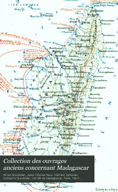 Collection des ouvrages anciens concernant Madagascar: Volume2