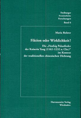 Fiktion oder Wirklichkeit  PDF