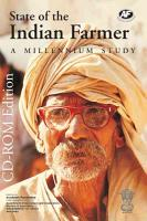 State of the Indian Farmer PDF
