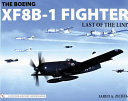 The Boeing XF8B-1 Fighter