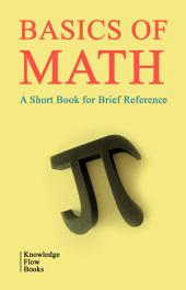 Basics of Math: by Knowledge flow