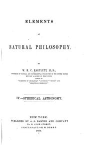 Elements of Natural Philosopy: Volume 3