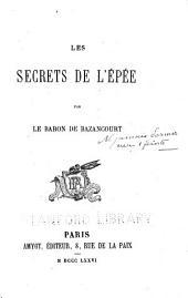 Les secrets de l'épée