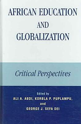 African Education and Globalization PDF