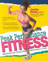 Peak Performance Fitness PDF