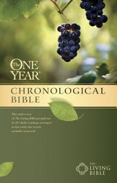 The One Year Chronological Bible TLB