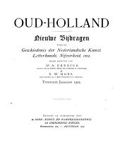 Oud-Holland: tijdschrift voor Nederlandse kunstgeschiedenis, Volume 20