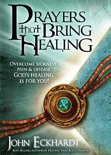 Prayers That Bring Healing Book