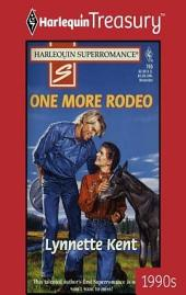 One More Rodeo