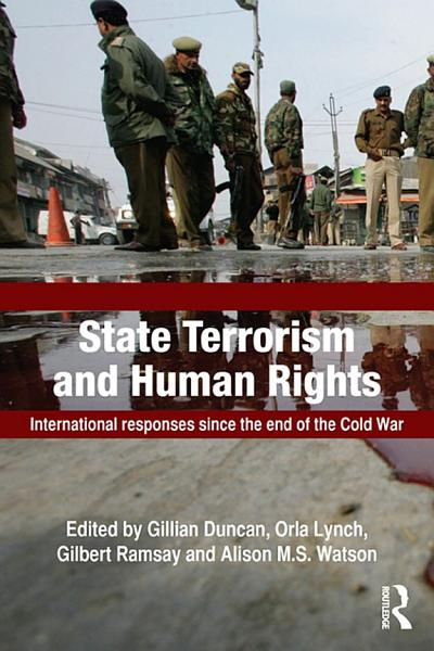 State Terrorism And Human Rights