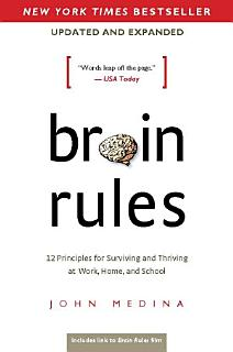 Brain Rules  Updated and Expanded  Book