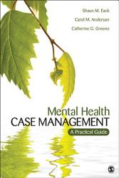 Mental Health Case Management Book PDF