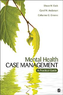 Mental Health Case Management Book