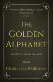 The Golden Alphabet Updated Annotated