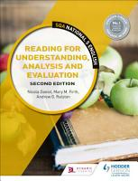 SQA National 5 English  Reading for Understanding  Analysis and Evaluation  Second Edition PDF