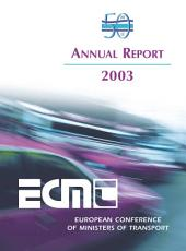 ECMT Annual Report 2003