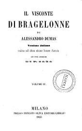 Il visconte di Bragelonne di Alessandro Dumas: Volume 4