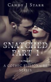 Snatched - Part 1: A Gothic Billionaire Romance
