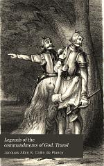 Legends of the commandments of God. Transl