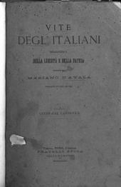 Vite degl' Italiani benemeriti della libertà e della patria