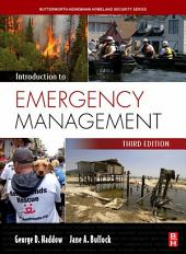 Introduction to Emergency Management: Edition 3