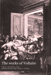 The Works of Voltaire: Volume 7