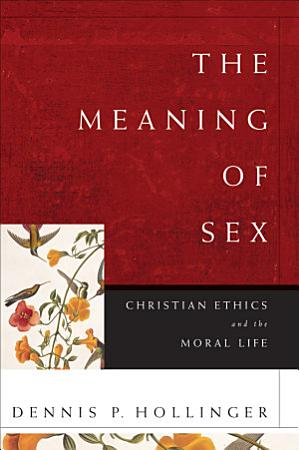The Meaning of Sex PDF