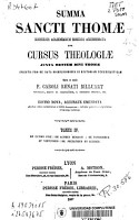 Summa Sancti Thomae PDF
