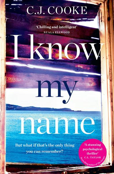 Download I Know My Name Book