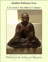Buddhist Mahäyäna Texts