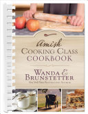 Amish Cooking Class Cookbook Book