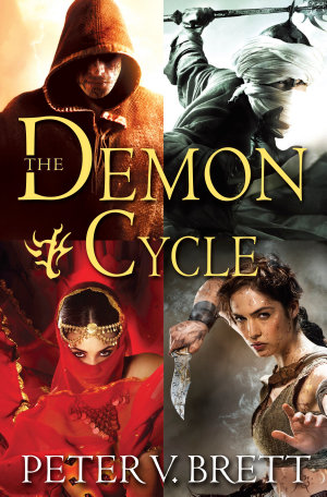 The Demon Cycle 5 Book Bundle