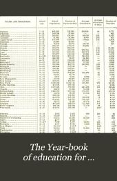 The Year-book of Education for ...