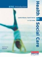 BTEC Introduction to Health and Social Care PDF