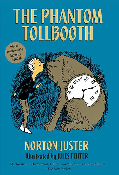Download The Phantom Tollbooth Book
