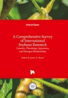 A Comprehensive Survey of International Soybean Research PDF