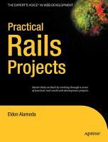 Practical Rails Projects PDF