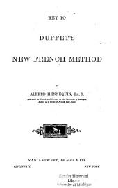 Key to Duffet's New French Method