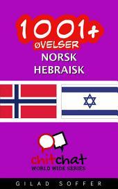 1001+ øvelser norsk - hebraisk