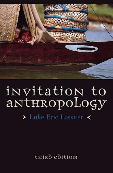 Invitation to Anthropology Pdf Book