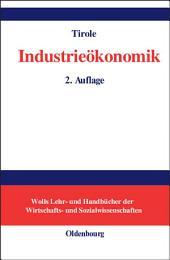 Industrieökonomik: Ausgabe 2